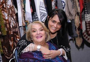 María Elena y Kuky
