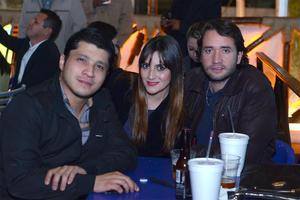 11122015 Manolo, Ana Gaby y Alejandro.