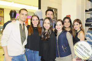 10122015 Gume Balderas, Laura Zapata, Elena de Ovalle y Ana María Ovalle.
