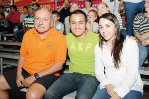 13122015 Jorge, Mario y Berenice.