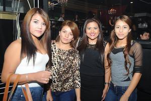 14122015 Karla, Alejandra, Cynthia y Elisa.
