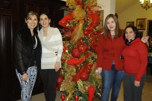 12122015 Moni, Brenda, Lore y Nayeli.