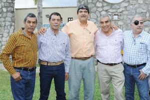 12122015 Javier, Jesús, Víctor, Gilberto y Ernesto.