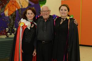 15122015 Martha, Carmelita y Hilda.