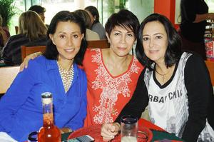 12122015 Eva, Rocío y Yolanda.