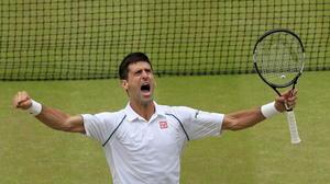12 de julio | Tenis. Novak Djokovic volvió a imponerse a Roger Federer en Wimbledon.