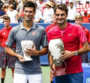 23 de agosto | Tenis. El suizo Roger Federer amplió su dominio en el Masters 1000 de Cincinnati y acentuó el maleficio que persigue al número uno del mundo, el serbio Novak Djokovic.