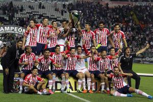 4 de noviembre | Copa MX. Chivas de Guadalajara venció 1-0 a León para conquistar la Copa MX del Torneo Apertura 2015.