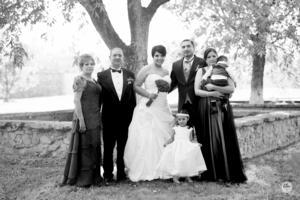 13122015 Lic. Claudia Molina Arritola y Lic. Francisco Hermenegildo Ríos Arteaga en compañía de su maravillosa familia.- Ed Isaís Fotografía