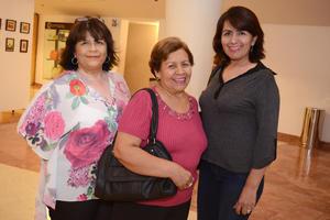 16122015 Maty, Betty, Rosario y Teté.