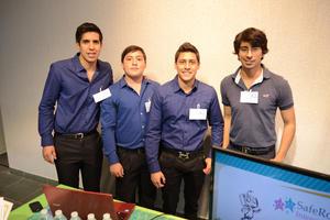 16122015 David, Daniel, Edson y Carlos.