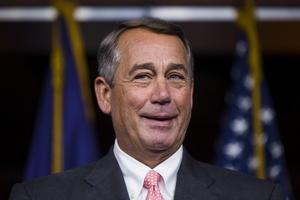6 de enero | Reelegido. El republicano John Boehner, reelegido presidente de la Cámara de Representantes de Estados Unidos.