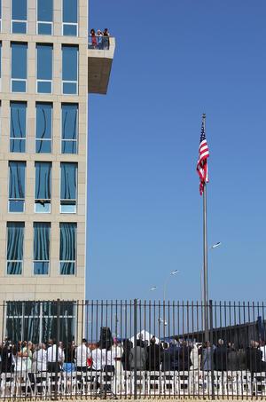 14 de agosto   Embajada. En La Habana (Cuba) se reinaugura la embajada de Estados Unidos.
