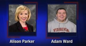 26 de agosto   Homicidio. La periodista Alison Parker y el camarógrafo Adam Ward son acribillados mientras hacían una entrevista en vivo.