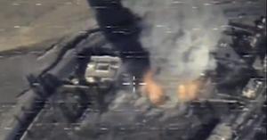 30 de septiembre | Ataques. Rusia empieza a atacar al  Estado Islámico y a los rebeldes sirios en apoyo al régimen de Bashar Al Assad.