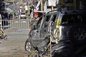 12 de noviembre | Atentado. En Beirut (Líbano) dos terroristas suicidas del Estado Islámico detonan bombas que dejan 43 muertos y 230 heridos.
