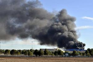 26 de enero| Avionazo. Once muertos al estrellarse un avión militar griego cuando participaba en un curso de la OTAN en Albacete (España).