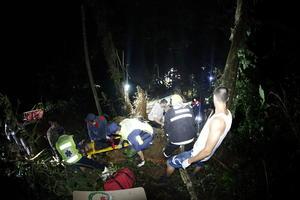 15 de marzo | Accidente. Un accidente de autobús deja al menos 51 muertos, en el estado de Santa Catarina, al sur de Brasil.