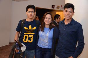 18122015 Andrés, Linda y Gabriel.
