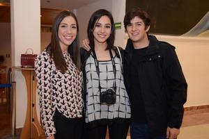 18122015 Clara, Daniela y Roberto.