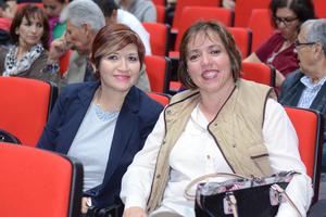 18122015 Juanita Zapata y Martha Argüelles.
