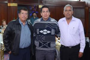 18122015 Luciano, Miguel Ángel y Gerardo.
