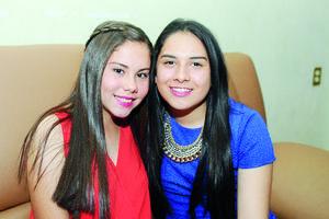 17122015 MUY LINDAS.  Valeria y Sofía.