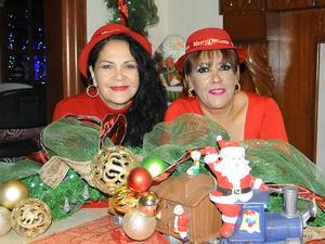 17122015 Gina y Dora.