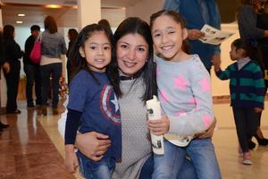 19122015 Constanza, Sandra y Amelia.
