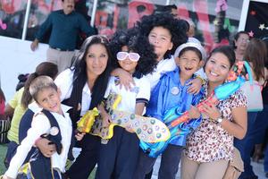 20122015 FELICES.  David, Aurora, Santiago, Sergio, Gael y Fabiola.