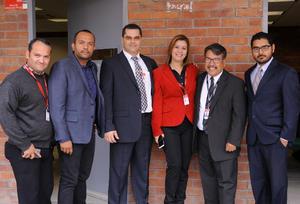 20122015 Rafael, Samuel, Francisco, Bety, Salvador y Lucio.