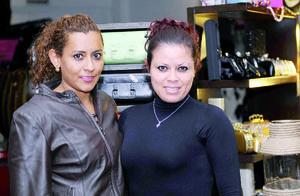 19122015 CONVIVEN.  Gina y Rosalba.