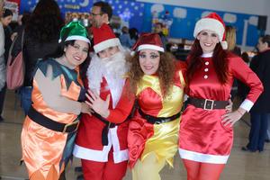 20122015 Claudia, Yolanda, Ale y Cristy.