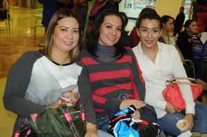 20122015 Viri Gabriela, Karla Sifuentes y Cony Antúnez.
