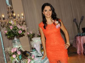 20122015 DESPEDIDA DE SOLTERA.  Erika González Sandoval se casará en abril con Eduardo Fernández Hernández.