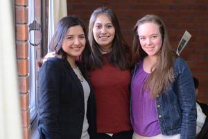 20122015 Mariangela, Carmen y Vero.