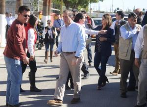 José Antonio Meade visita Torreón en gira de trabajo