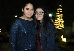 23122015 Silvia y Sara.