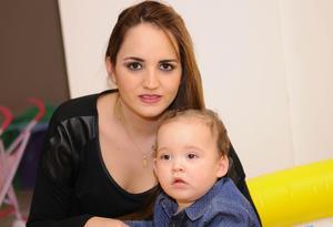 Paola y Javi