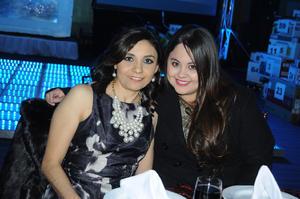 Ilsse Acosta y Perla López