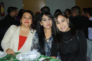 Lupita, Lucy y Carmen