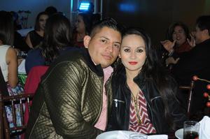 Miguel Ramírez y Elizabeth Ibarra