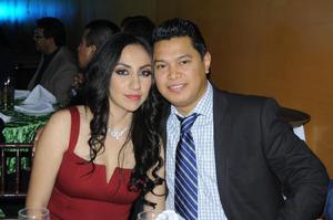 Viridiana Torres y Gerardo González