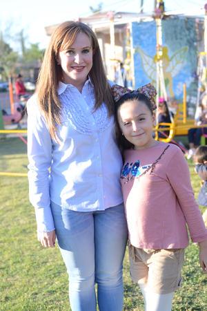 Brenda y Carlota