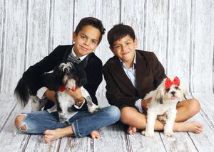 Paty, Diego y Andrés 3