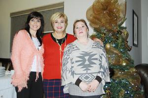25122015 Gina, Marisa y Rosy.