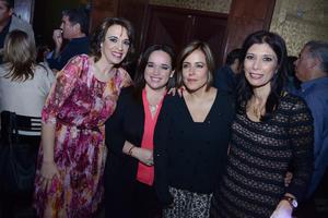 25122015 ENTRE AMIGAS.  Marcela, Coquis, Carmen y Olivia.