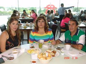 28122015 Malila, Maribel, Pily, Julia y Martha.