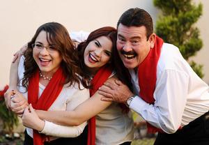 31122015 Sandra, Sonia y Jorge.