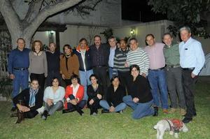 03012016 GRATO ENCUENTRO.  Exalumnos de la Escuela Carlos Pereyra, generación 81'.